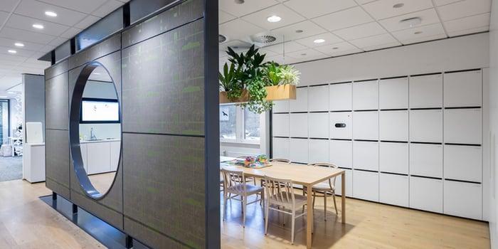 Hybrid-Workplace
