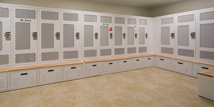 Personal Duty Lockers