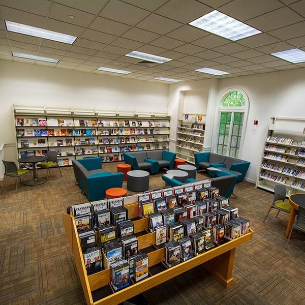Public-Library-Storage